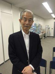 藤野武彦先生